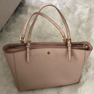 Tory Burch Blush Pink Tote Bag (large size)